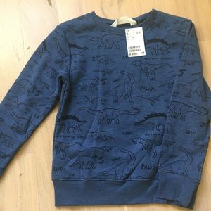 Boys NWT H&M sweatshirt